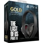 Sony Playstation Gold Wireless Stereo Headset The Last of Us Part II LE (PS4/PC/Switch)